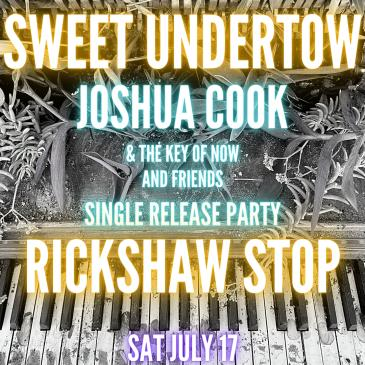 SWEET UNDERTOW and Friends (Single release party): Main Image