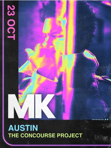 MK at The Concourse Project: Main Image