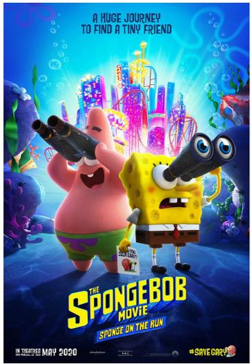 The Spongebob Movie & Mission Impossible 6: Main Image