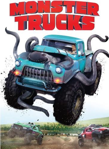 Monster Trucks & Gemini Man - June 12: Main Image