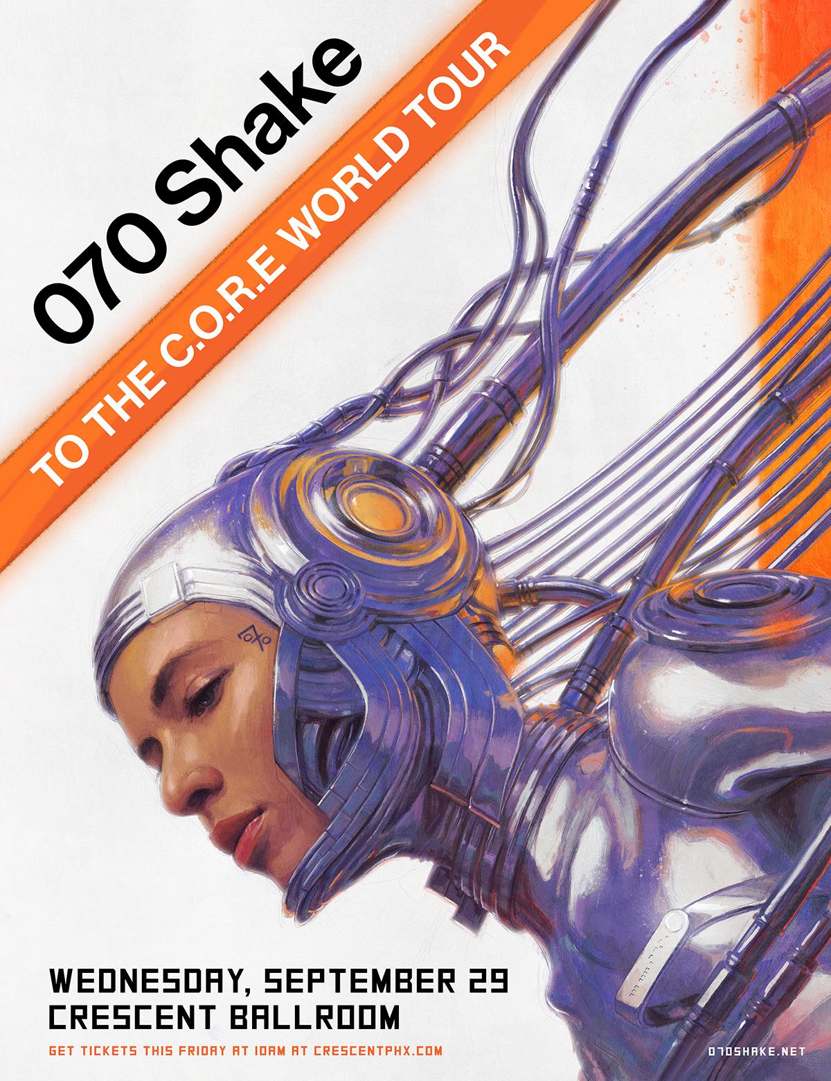 070 Shake: To The C.O.R.E. World Tour