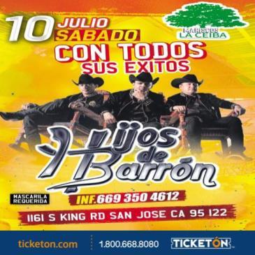 HIJOS DE BARRON
