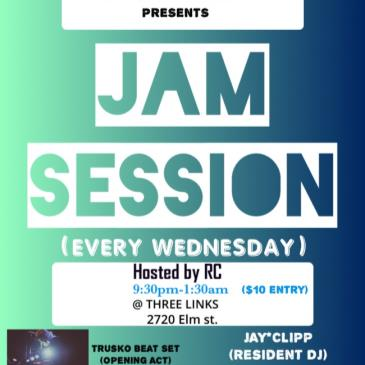Jam Session (hosted by RC Williams)-img