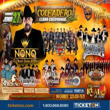 COLEADERO CON EL NONO: Main Image
