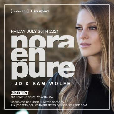Nora En Pure at District Atlanta: