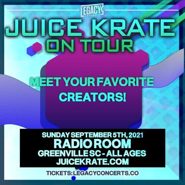 Juice Krate: On Tour!: Main Image