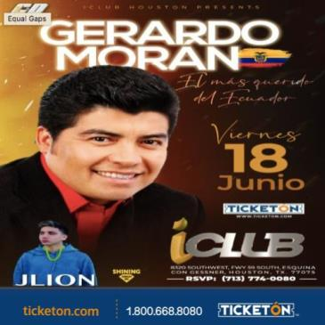 GERARDO MORAN: Main Image