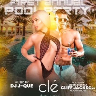 Fit Godz Pool Party / Sat June 19th / Clé-img