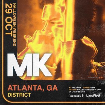 MK at District Atlanta: Main Image