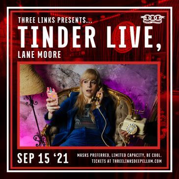 Tinder Live: Main Image
