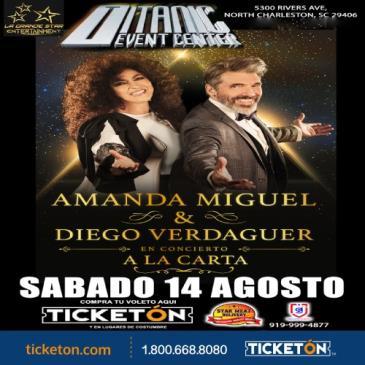 AMANDA MIGUEL & DIEGO VERDAGUER NC