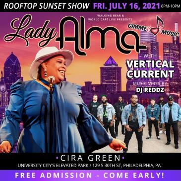 Lady Alma: