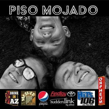 Piso Mojado On StageWest: Main Image