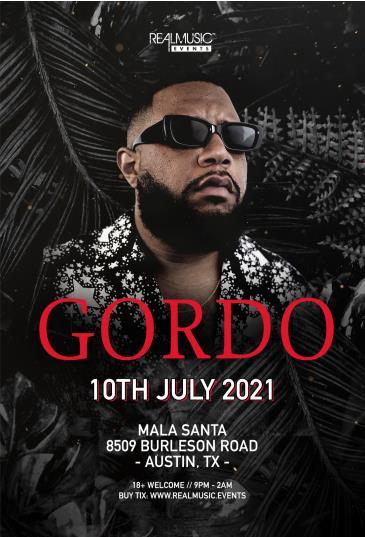 GORDO at Mala Santa: Main Image
