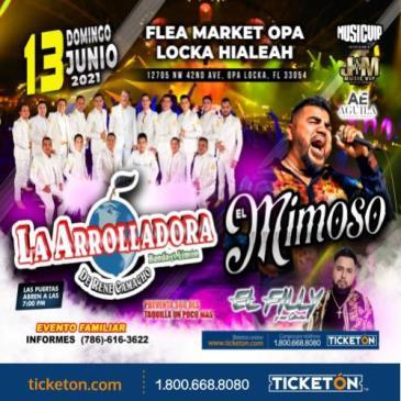 LA ARROLLADORA BANDA EL LIMON , EL MIMOSO: Main Image