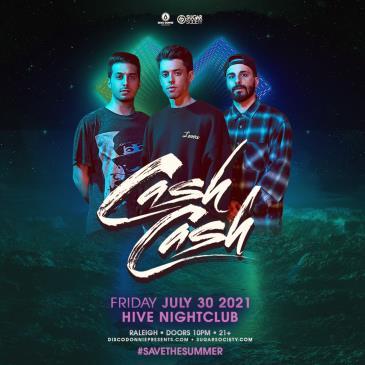 Cash Cash - RALEIGH-img