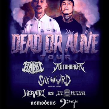 AYYYE PLUS PRESENT Dead Or Alive Tour-img