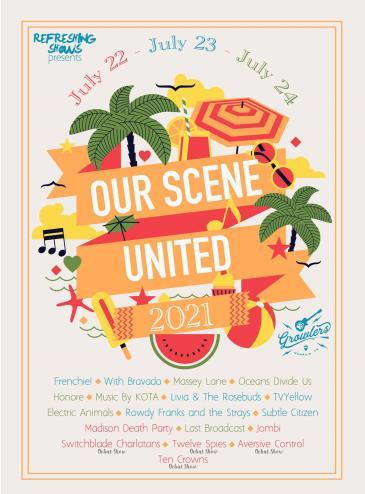 Our Scene United 2021 (Day 1): Main Image