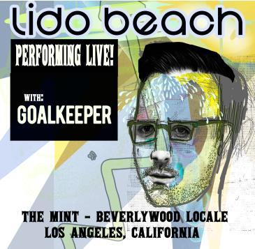Lido Beach with Goalkeeper: