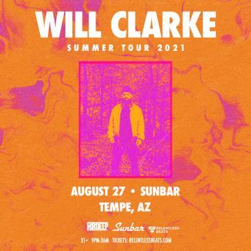 Will Clarke: