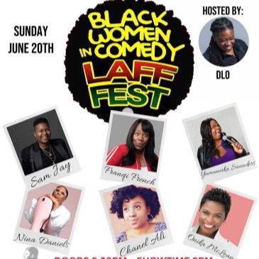 Black Women In Comedy Laff Fest!-img