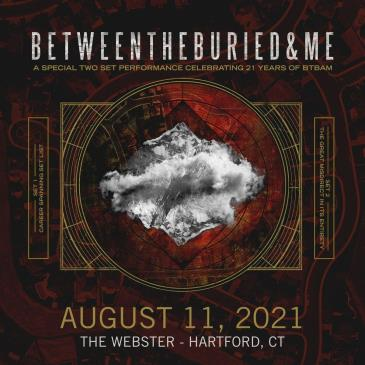 BETWEEN THE BURIED AND ME: AN EVENING WITH: Main Image