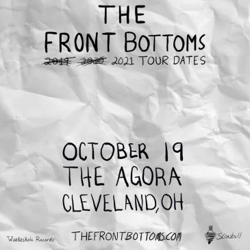 The Front Bottoms at the Agora-img