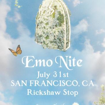 EMO NITE at Rickshaw Stop presented by Emo Nite LA-img