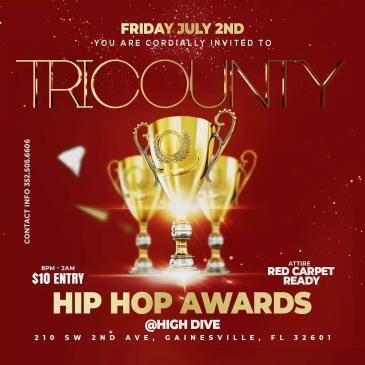 Tricounty Hip-hop Awards Show: Main Image