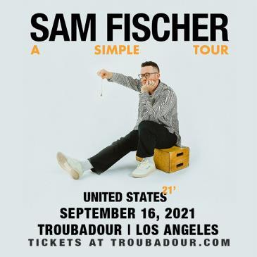 Sam Fischer– A Simple Tour: Main Image