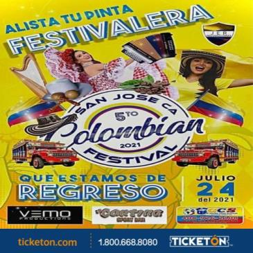 FESTIVAL INDEPENDENCIA DE COLOMBIA S.J