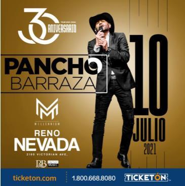 PANCHO BARRAZA EN RENO NV: Main Image