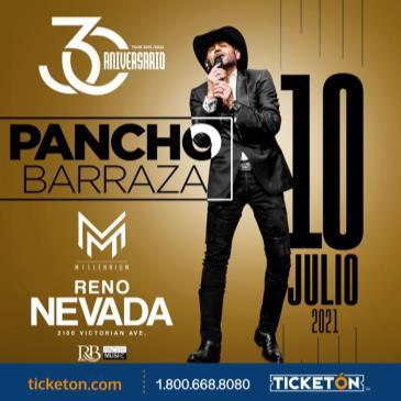 PANCHO BARRAZA EN RENO NV