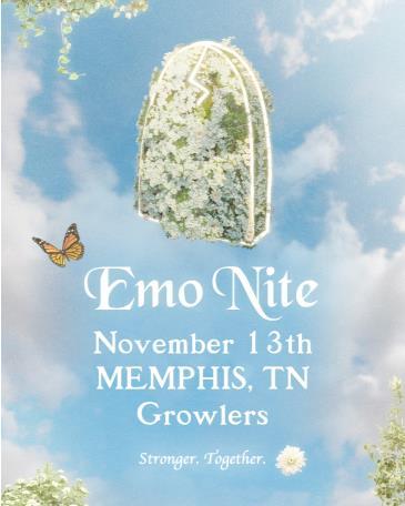 Emo Nite at Growlers presented by Emo Nite LA: