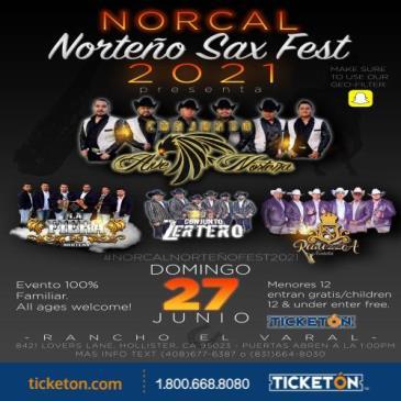 NORCAL NORTENO SAX FEST