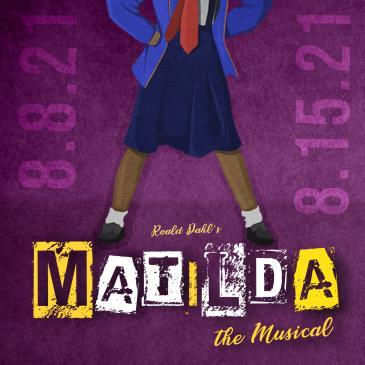 Matilda the Musical: Main Image