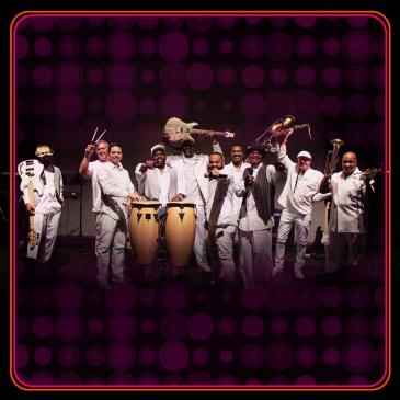 Earth, Wind & Fire Tribute Band - Let's Groove Tonight (6pm): Main Image