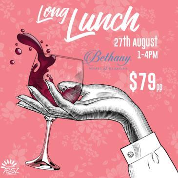 Long Lunch: Main Image