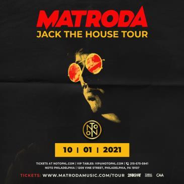 MATRODA: Jack The House Tour: Main Image
