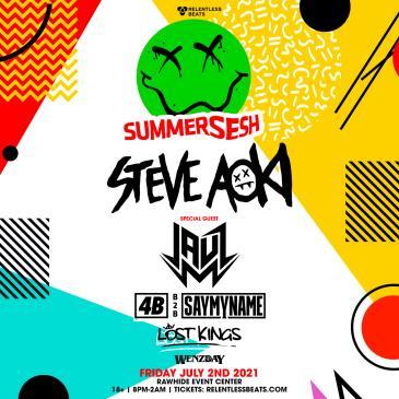 Steve Aoki - Summersesh 2021: Main Image