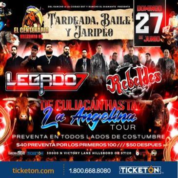 LEGADO 7 , LOS NUEVOS REBELDES