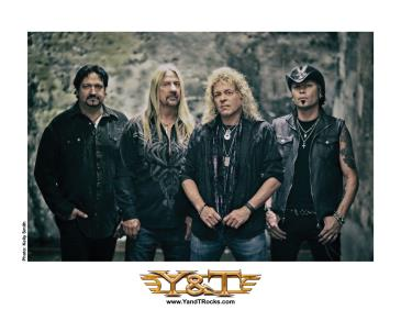 An Evening With: Y&T: Main Image