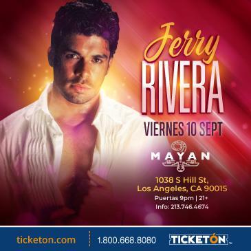 JERRY RIVERA: