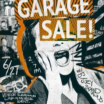Three Links Garage Sale JUNE w/ DJ Joey Scandalous-img
