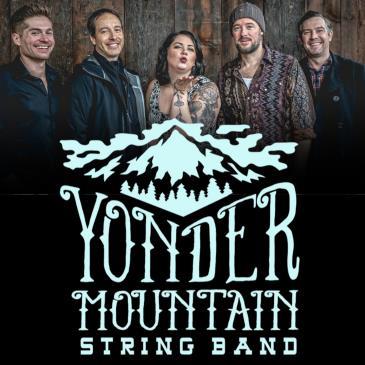 YONDER MOUNTAIN STRING BAND: Main Image
