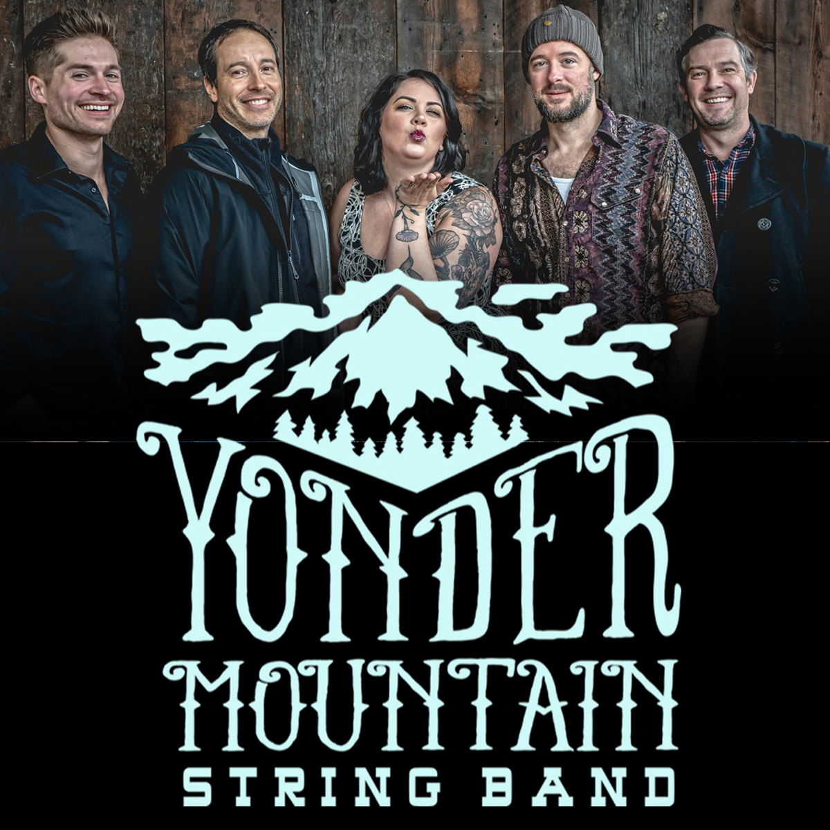 YONDER MOUNTAIN STRING BAND with Fireside Collective