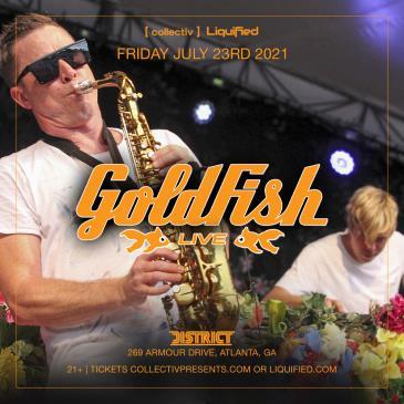 Goldfish at District Atlanta: Main Image