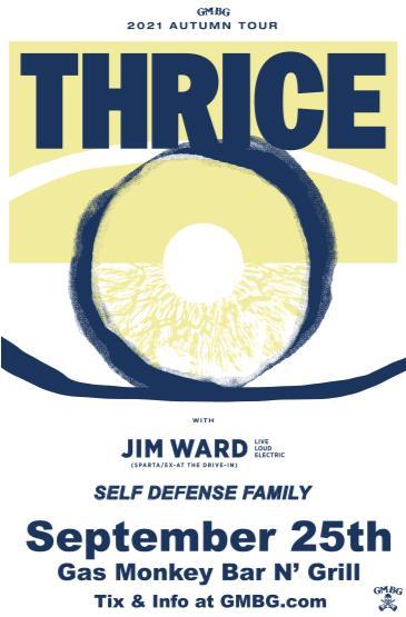 Thrice: Main Image