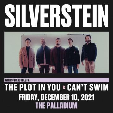 SILVERSTEIN  - Silversteinmusic.com: Main Image