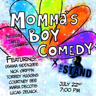 Momma's Boy Comedy!: Main Image